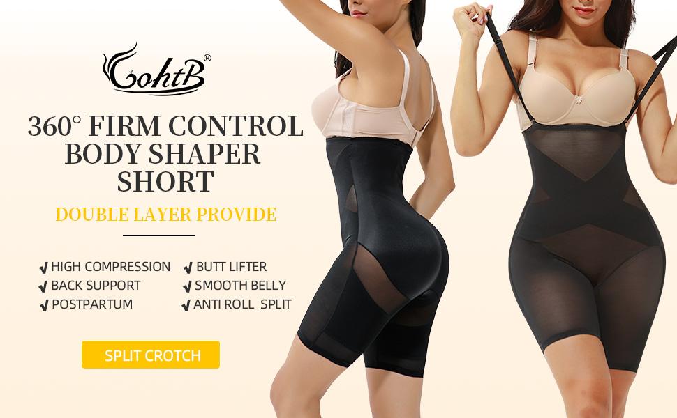tummy control bodysuit