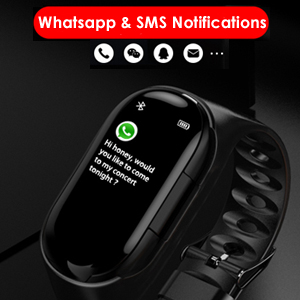 sms & application notifactions