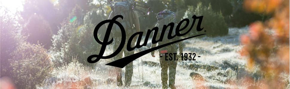 Danner Brand Logo