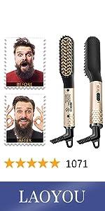 great beard straightner