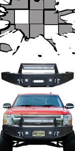 2007 Chevy 1500 bumper