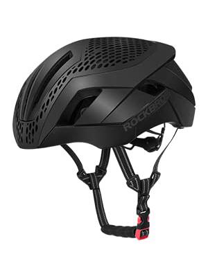 ROCKBROS Casco de Bicicleta Adulto para Ciclismo MTB 57-62 cm Ultraligero Unisex