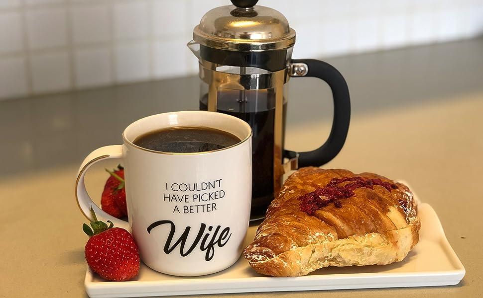 best wife ever coffee mug, wife mug, wife mugs, great birthday, gifts for wife, romantic gifts