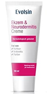 Evolsin Neurodermitis Creme