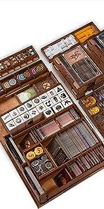 Gloomhaven board game organizer by smonex