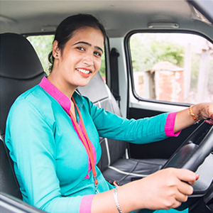 safety female drivers