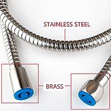 Brass Metal Hose