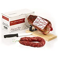 ham, sausage, chorizo, salami