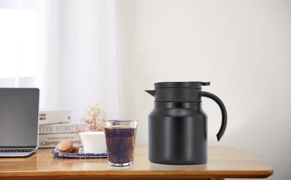 beverage dispenser coffee carafe carafe thermos