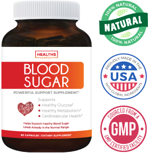 Healths Harmony Blood Sugar Support