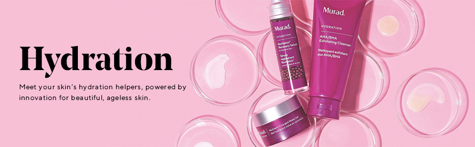 Murad Hydration collection