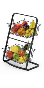 2 tier market baskets