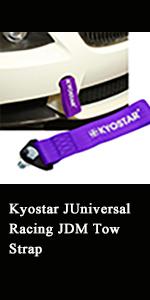 Universal Racing JDM Tow Strap