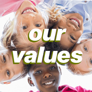 MadeGood values supporting the future. MadeGood contributes to programs helping children.