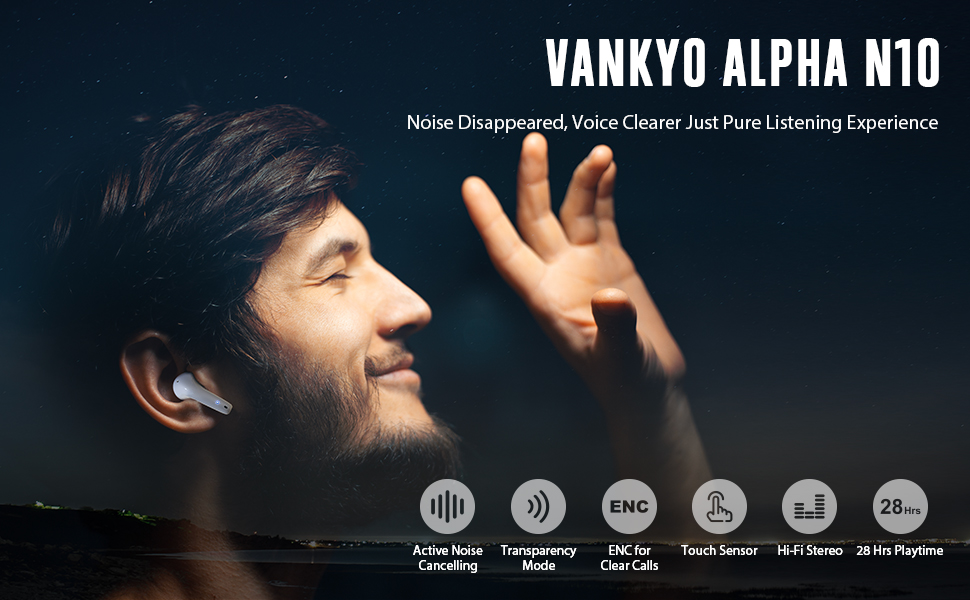 banner-wireless earbuds