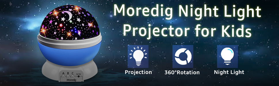 night light projector