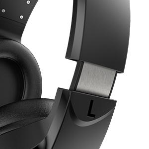 wireless bluetooth headphone with adjustable headband