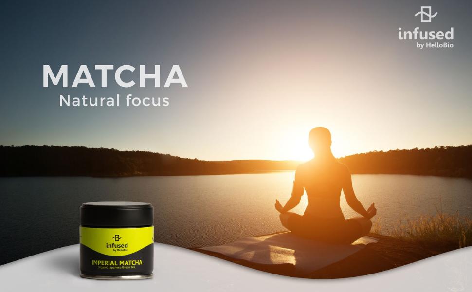 #meditation #matcha