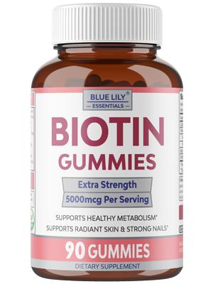 biotin gummies for hair growth