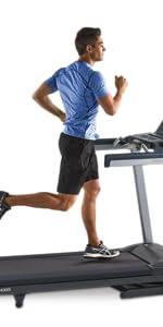 TR4000i Running Treadmill