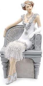 Sofa Figurine