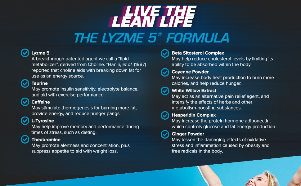 Lyzme 5 formulas kit contains testosterone capsules, liquid & estrogen blocking tablets