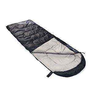Sleeping bag display