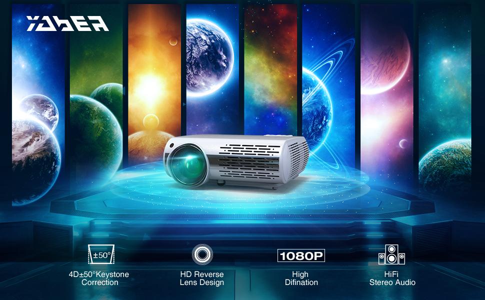 yaber y30 projector
