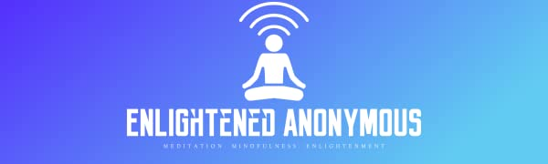 Meditation Mindfulness Enlightenment Meditation Mat, Wall Decor Enlightened Anonymous