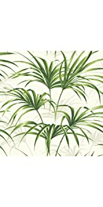 tropical peel and stick, tropical wallpaper, peel and stick, wallpaper, leaf wallpaper, wallcovering