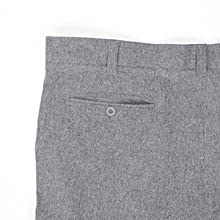 Men's Casual Classic Fit Hybrid Submersible Chino Walk Shorts