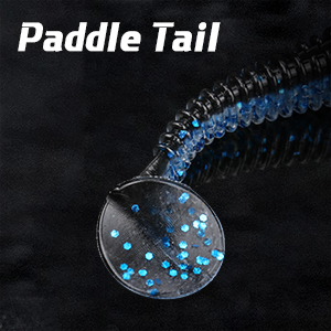 Paddle Tail Swimbaits