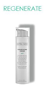 resurfacing cream, overnight, skin care, face