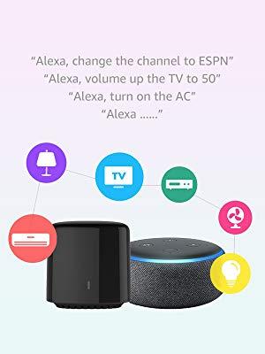 alexa broadlink smart universal remote