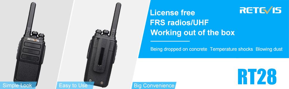 2 way radios long range
