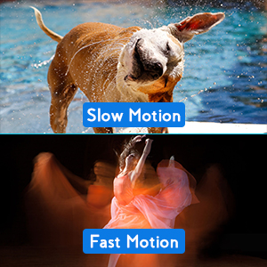Slow & Fast Motion