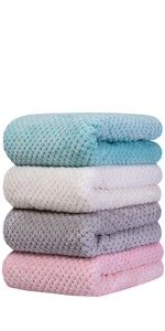 Baby Blanket for Girls and Boys