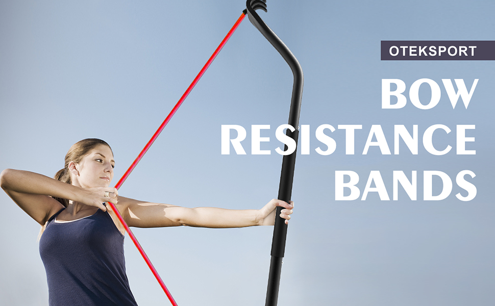 bow resistance bands