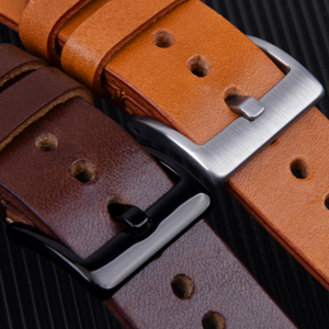 vintage leather watch bands