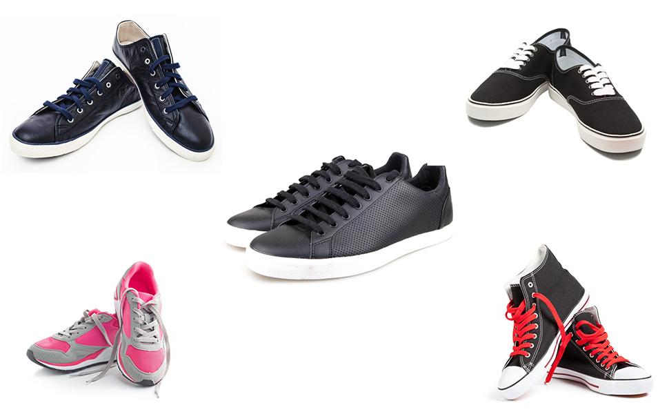 Flat Sneaker Shoe Lace