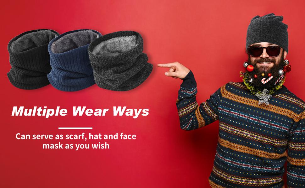 warm face mask