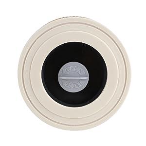 Goick Filtro Aria-Filtro Aria per A2004 A2054 A2204 A2656 WD2.250 WD3.200 WD3.300 Aspirapolvere a Secco