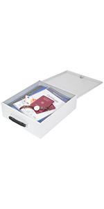Dispensador de viaje para toallitas h/úmedas 1 unidad 1pc Talla:22,3 cm x 13,5 cm x 2,5 cm. dispensador recargable para toallitas de beb/é dise/ño aleatorio