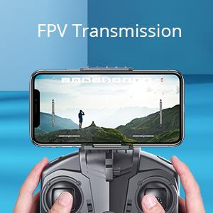 FPV transmission