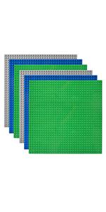 baseplate green