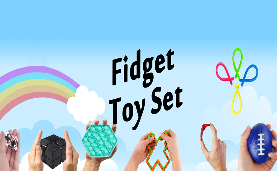 fidget toy pack cheap
