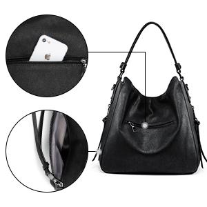 tasche schwarz damen handtasche schwarz hobo gross handtasche schwarz