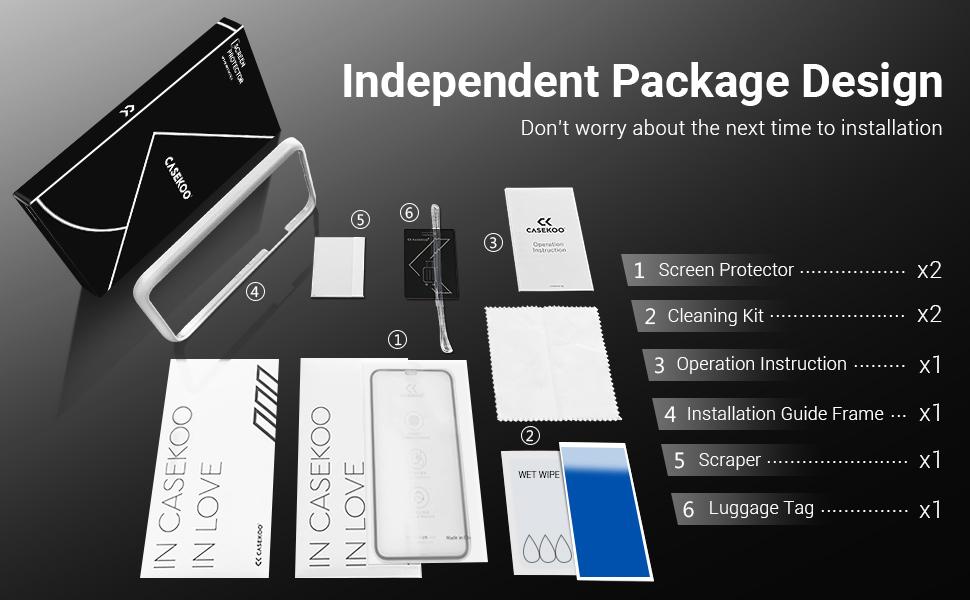 Independent Package Design
