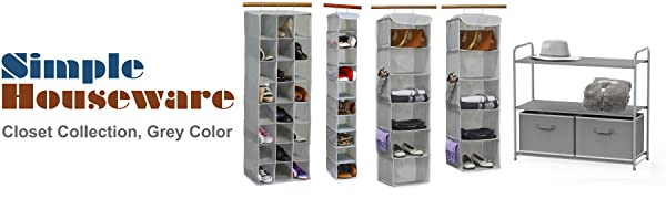 Grey Closet Series Home Collection