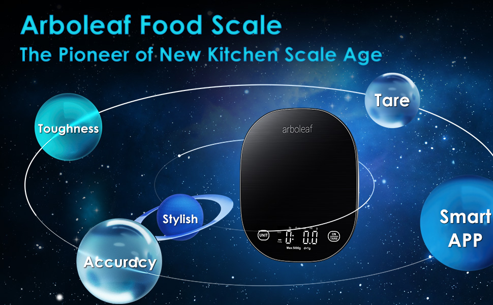 kitchen scale food scale food scales digital weight grams and oz digital food scale